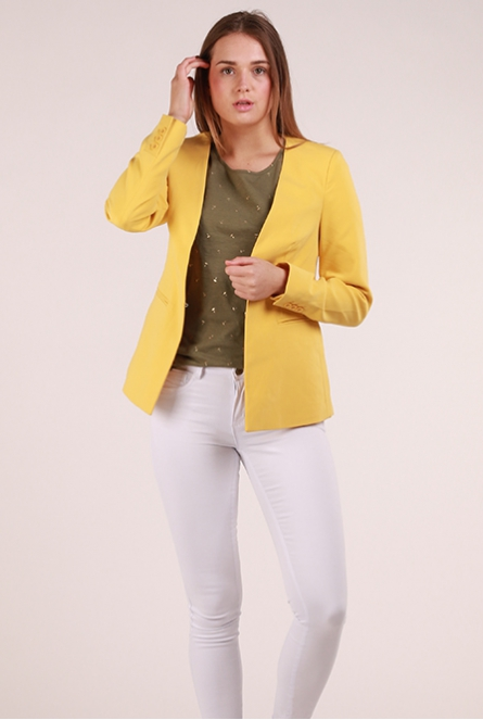 Blazer Anna Cream Gold
