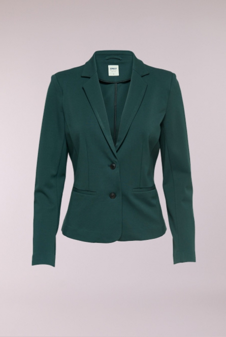 Basic Blazer Poptrash Green Gables