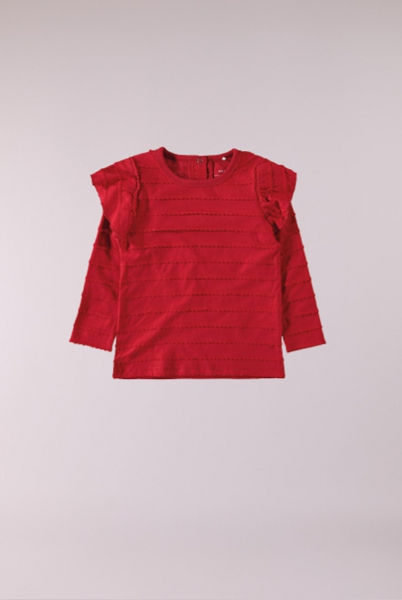 Shirtje Lariller True Red