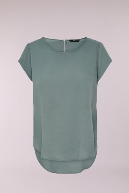 Basic Blouse Vic Groen