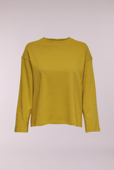 Sweater Abigail Geel