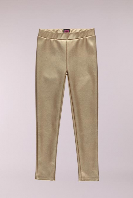 Legging Lotus Goud