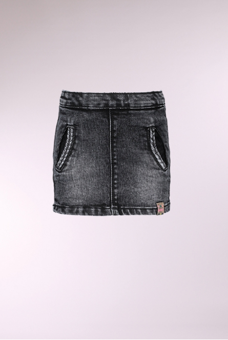 Denim Rok Grey denim
