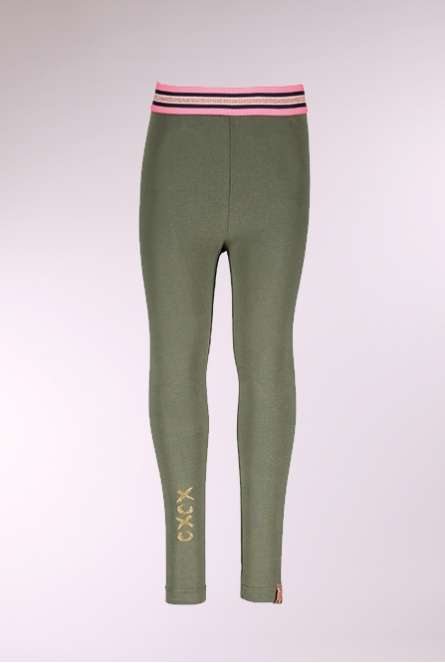 Basic Legging Groen