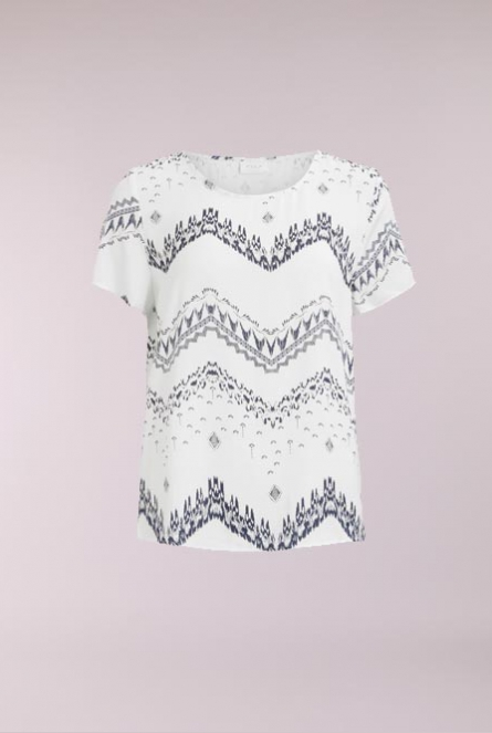 Shirt cava Cloud Dancer/VIMARULA