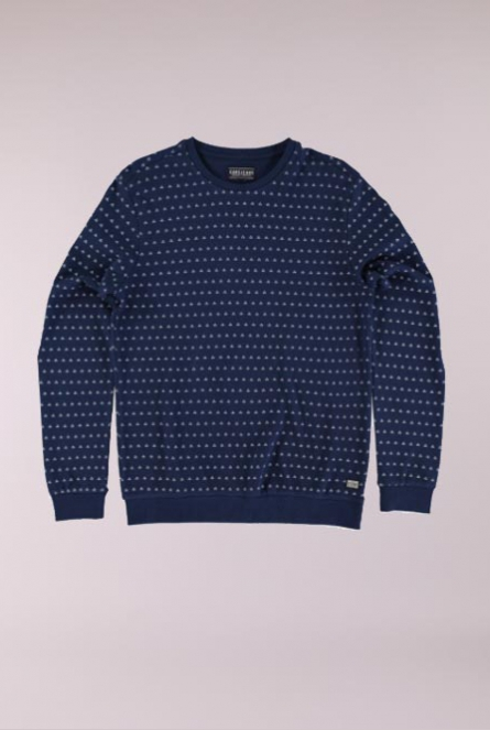 Sweater Atesso Donker blauw