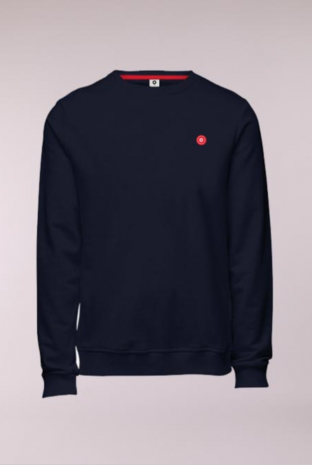 Basic Sweater Andres Sky Captain