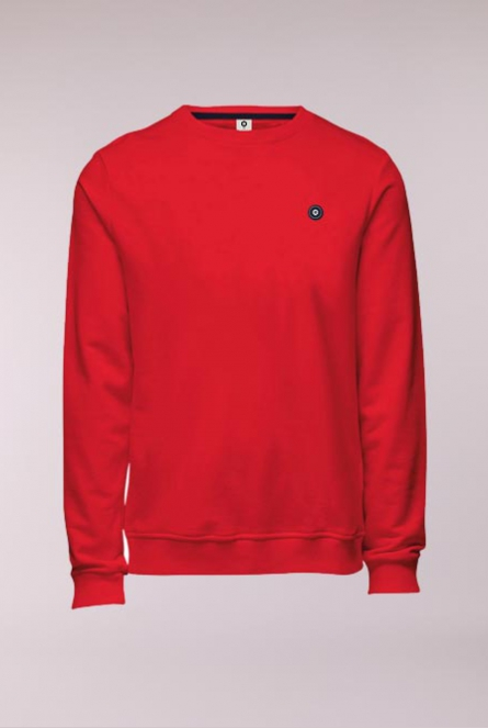 Basic Sweater Andres Tango Red