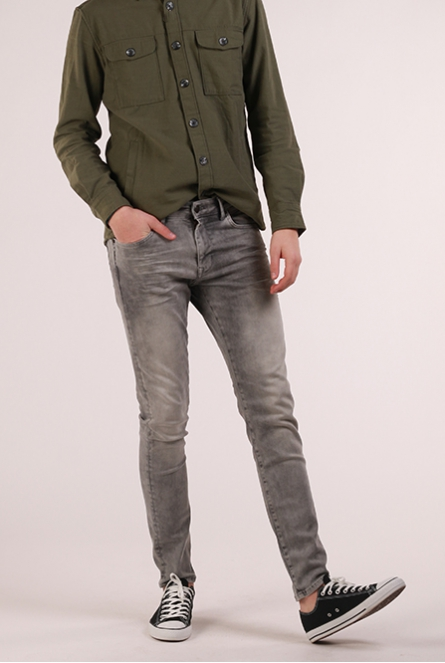 Jeans Seaham supreme stretch Grey denim