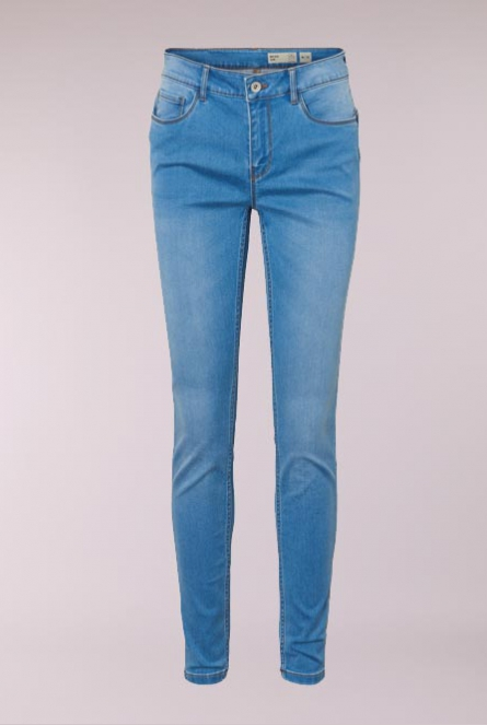 Jeans Seven Skinny fit Light Blue Denim