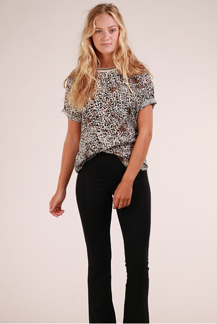 Blouse Mahira Ivoor wit