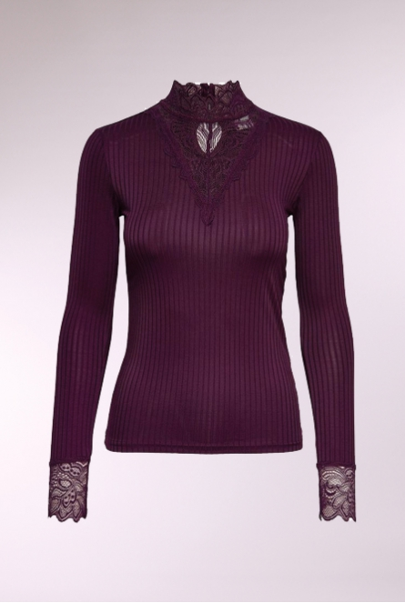 Shirt Rine Potent Purple/DTM LACE
