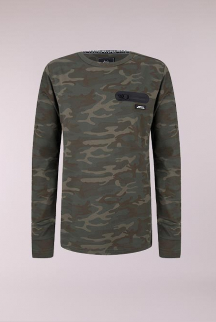 Camouflage Shirt Army