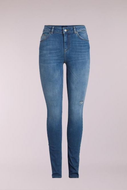 Jeans Delly Slim Fit Blauw