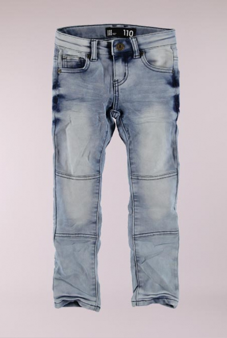 Jogg Jeans Mit Super slim fit Bleach used