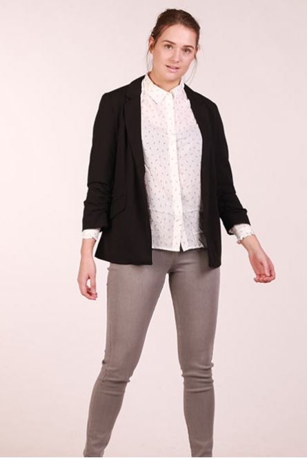 Blazer Carolina Black