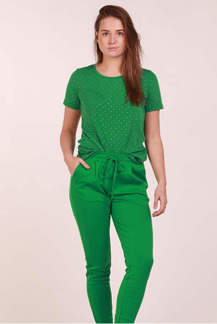 Basic Shirt Posy Groen