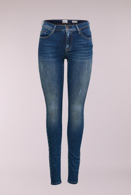 Jeans Shape Skinny fit Dark Blue Denim