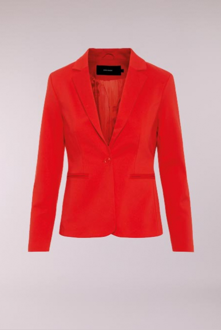Blazer Victoria Fiery Red