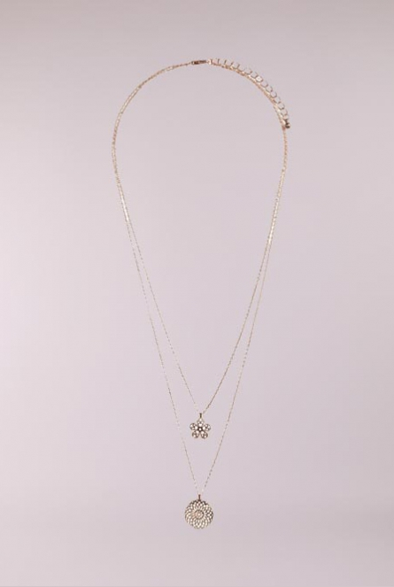 Ketting Serendipity Brons
