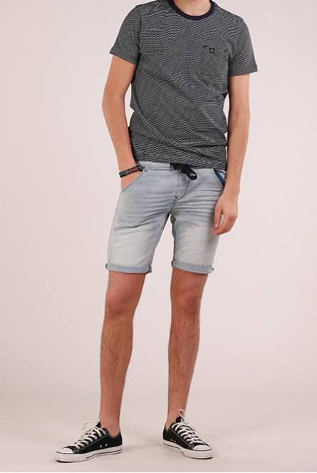 Short in jogging style Blauw