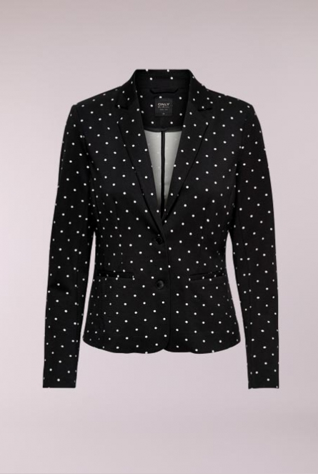 Stippel Blazer Poptrash Black/DOT