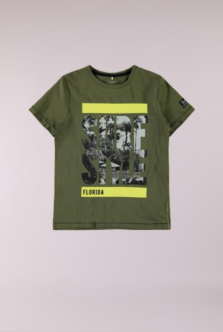 Shirt Zalte Ivy Green