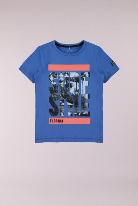 Shirt Zalte Strong Blue
