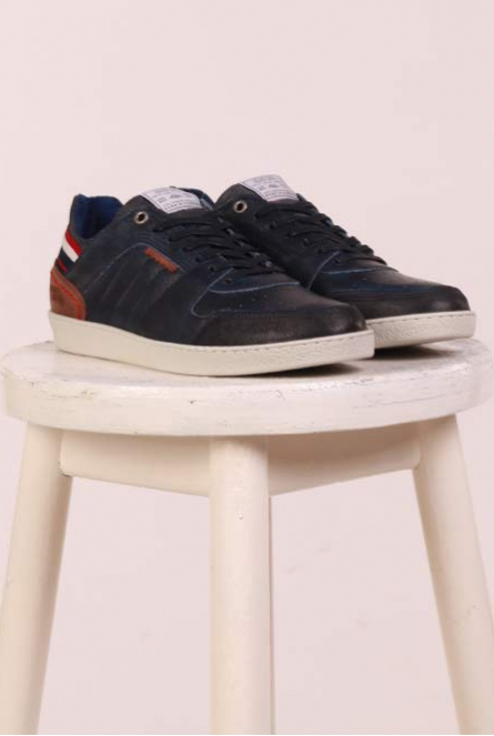 a86c225f587 Bullboxer Sneakers Donker blauw