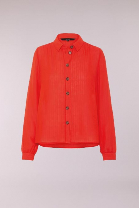 Blouse Cilvia Fiery Red