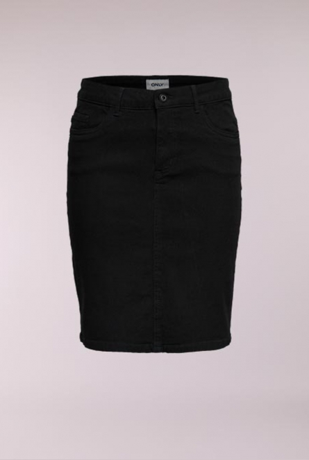 Denim Rok Kiss Black