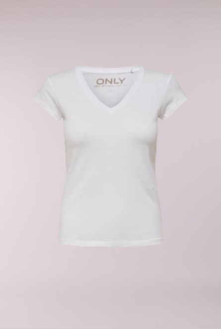 basic Shirt Cate White
