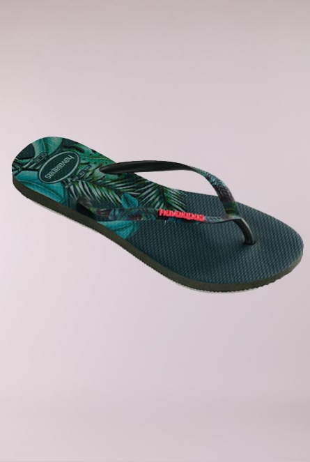 Slippers Sensation Groen