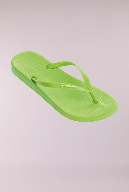 e5082e64392 Ipanema Slippers Groen