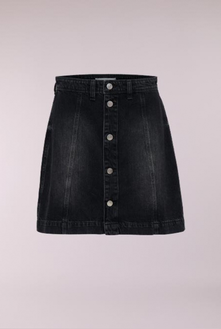 fafa817783d19f Denim Rok Sara Black Denim