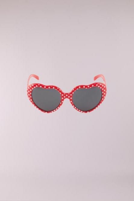 Zonnebril Disunglasses Rood