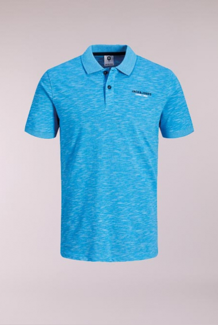 Polo Scales Hawaiian Ocean/SLIM MELANGE