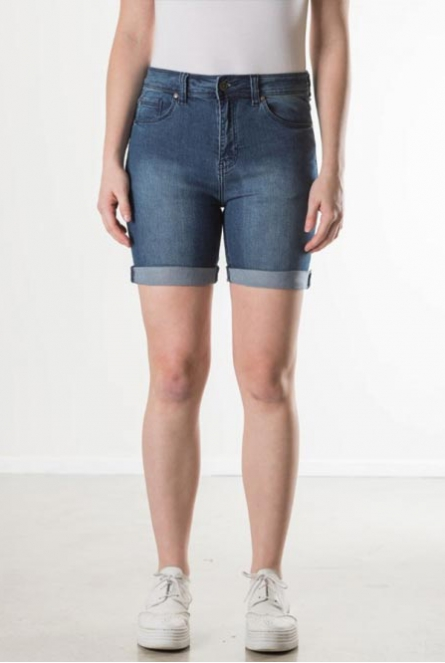 Denim Short Aurora Stone used