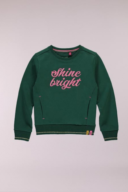 Sweater Tieske Groen