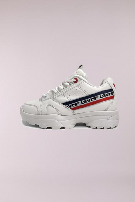 Chunky Sneakers UNI Wit