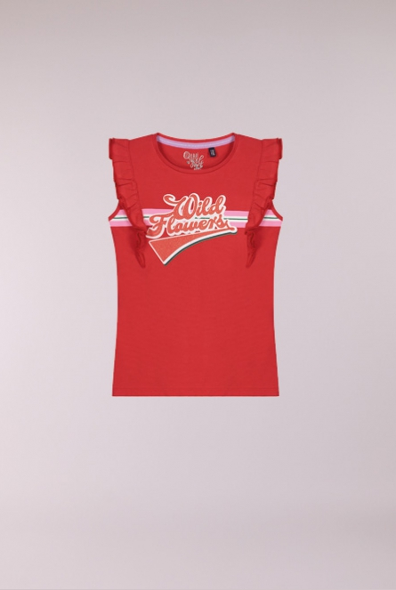 Shirt Alisse Rood