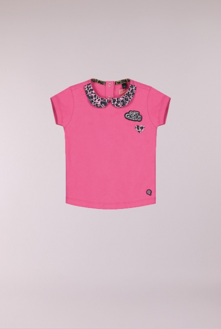Shirt Bloom Roze