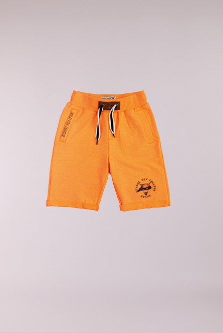 Sweat Short Brody Oranje