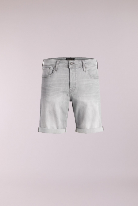 Denim Short Rick Original Grijs