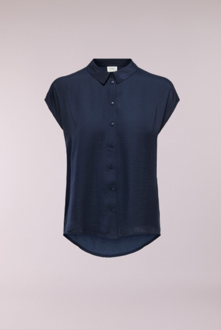 Blouse Sheela Blauw