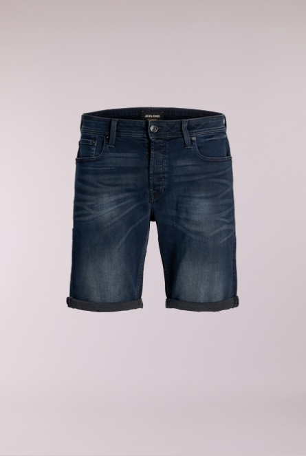 Denim Short Rick Original Blauw