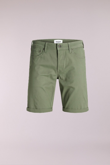 Short Rick Original Groen