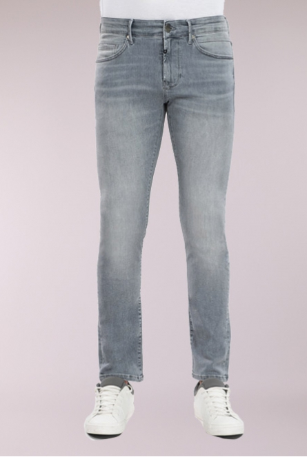 Jeans Leo Slim Fit Welflex Grijs