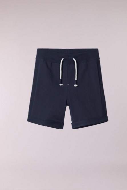 Sweat Short Julian Blauw