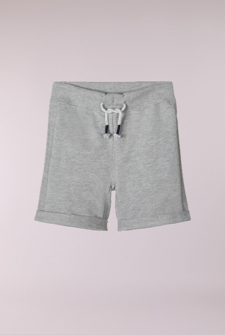 Sweat Short Julian Grijs